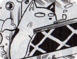 Le chat Kotatsu a Ikkoku